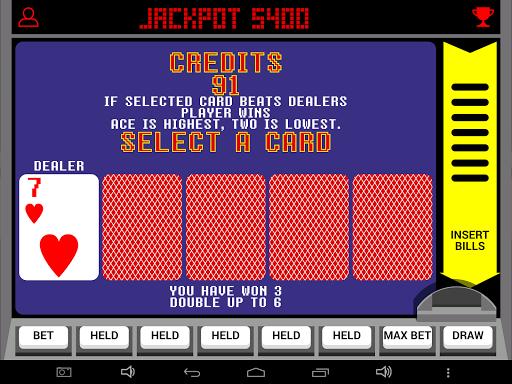 Video Poker Jackpot v4.16 screenshots 6