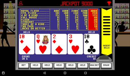 Video Poker Jackpot v4.16 screenshots 8