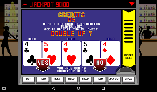 Video Poker Jackpot v4.16 screenshots 9