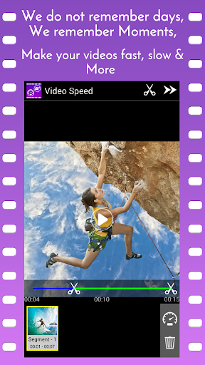 Video Speed Slow Motion amp Fast v1.79 screenshots 1