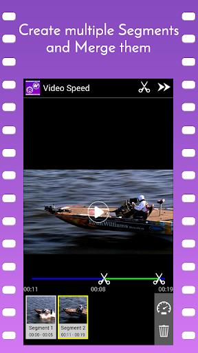 Video Speed Slow Motion amp Fast v1.79 screenshots 2