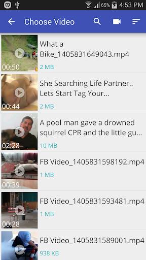 Video to MP3 Converter – MP3 Tagger v1.6.5 screenshots 1