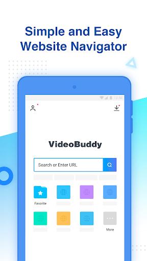 VideoBuddy Fast Downloader Video Detector v1.40.140029 screenshots 1