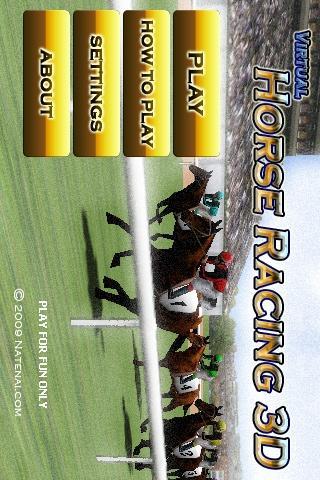 Virtual Horse Racing 3D v1.0.7 screenshots 1