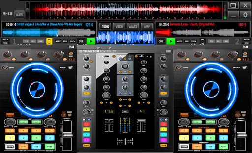 Virtual Music mixer DJ v1 screenshots 1