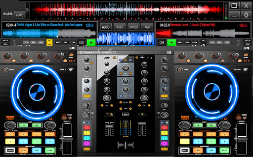 Virtual Music mixer DJ v1 screenshots 6