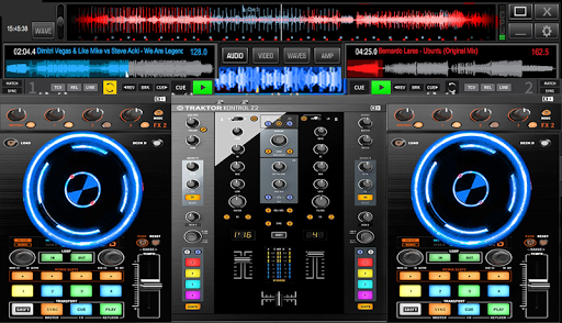 Virtual Music mixer DJ v1 screenshots 8