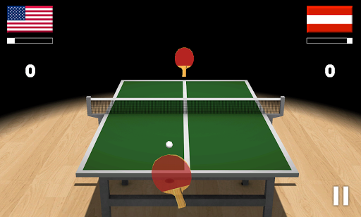 Virtual Table Tennis 3D v2.7.10 screenshots 1