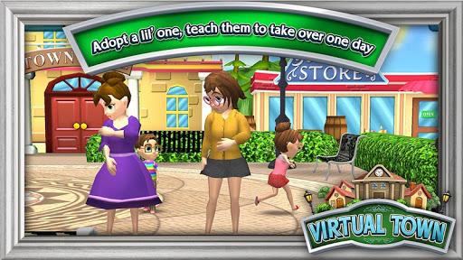Virtual Town v0.7.14 screenshots 1
