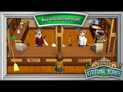 Virtual Town v0.7.14 screenshots 10