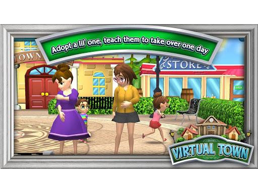 Virtual Town v0.7.14 screenshots 11