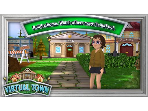 Virtual Town v0.7.14 screenshots 12