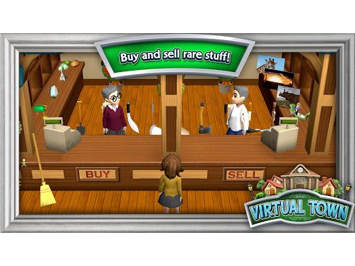 Virtual Town v0.7.14 screenshots 15