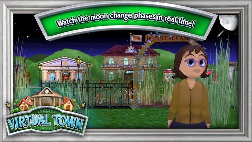 Virtual Town v0.7.14 screenshots 4