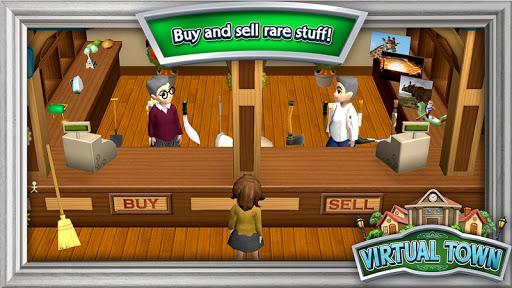 Virtual Town v0.7.14 screenshots 5