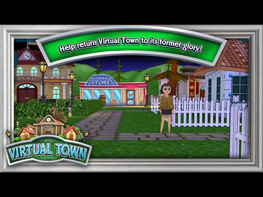 Virtual Town v0.7.14 screenshots 8