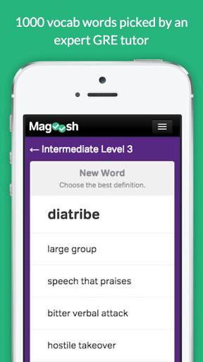 Vocabulary Builder – Test Prep v3.3.0 screenshots 1