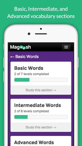 Vocabulary Builder – Test Prep v3.3.0 screenshots 6