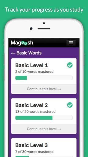 Vocabulary Builder – Test Prep v3.3.0 screenshots 7