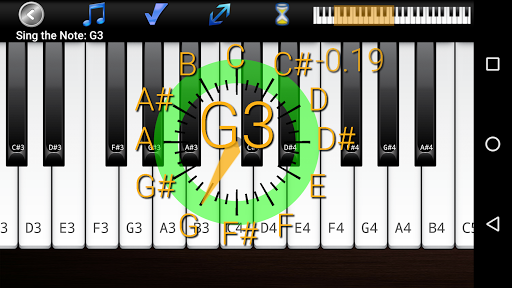 Voice Training – Learn To Sing vMinor Bug Fixes screenshots 1