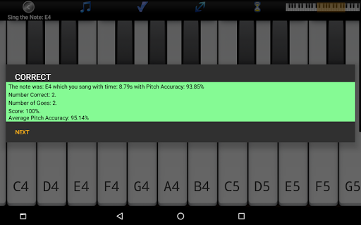 Voice Training – Learn To Sing vMinor Bug Fixes screenshots 10