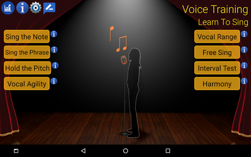 Voice Training – Learn To Sing vMinor Bug Fixes screenshots 11