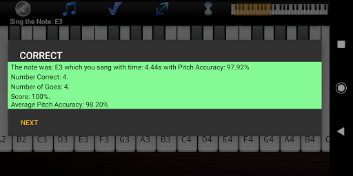 Voice Training – Learn To Sing vMinor Bug Fixes screenshots 2