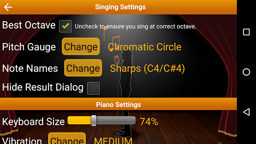 Voice Training – Learn To Sing vMinor Bug Fixes screenshots 8