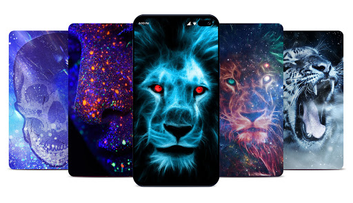 Wallpapers 2021 amp Themes for Android vv10.7.6 screenshots 2