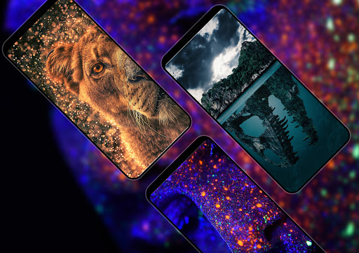 Wallpapers 2021 amp Themes for Android vv10.7.6 screenshots 3