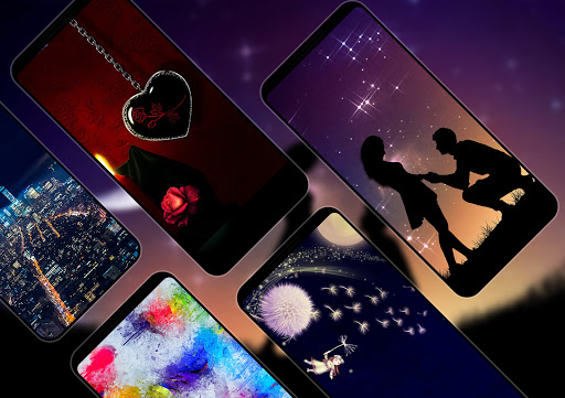 Wallpapers 2021 amp Themes for Android vv10.7.6 screenshots 4