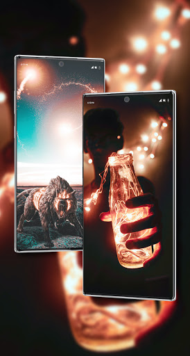 Wallpapers 2021 amp Themes for Android vv10.7.6 screenshots 6