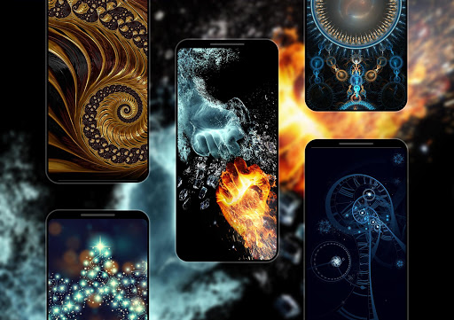 Wallpapers 2021 amp Themes for Android vv10.7.6 screenshots 9