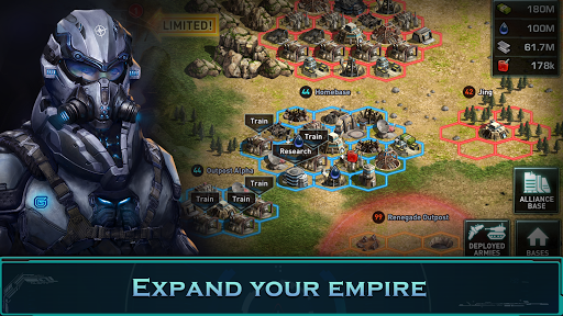 War of Nations PvP Strategy v7.6.1 screenshots 2