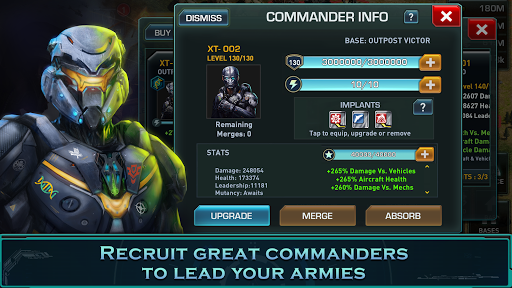 War of Nations PvP Strategy v7.6.1 screenshots 8