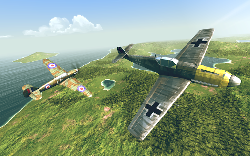 Warplanes WW2 Dogfight v2.1.1 screenshots 14
