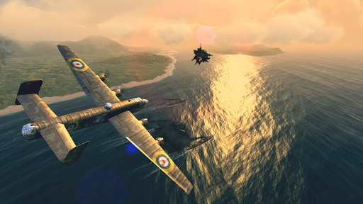 Warplanes WW2 Dogfight v2.1.1 screenshots 3