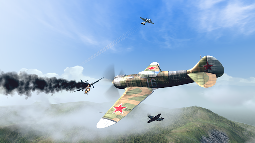 Warplanes WW2 Dogfight v2.1.1 screenshots 5
