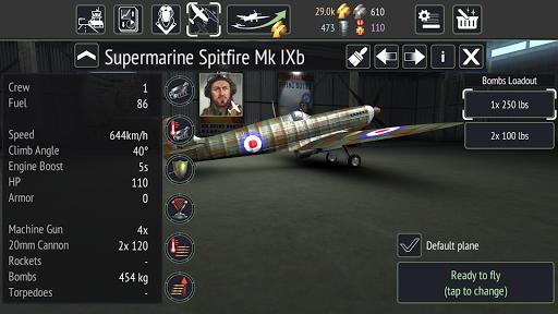 Warplanes WW2 Dogfight v2.1.1 screenshots 8