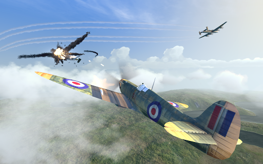 Warplanes WW2 Dogfight v2.1.1 screenshots 9