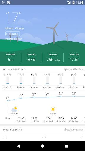 Weather Mate Weather M8 v1.6.7 screenshots 1