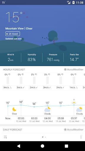 Weather Mate Weather M8 v1.6.7 screenshots 2