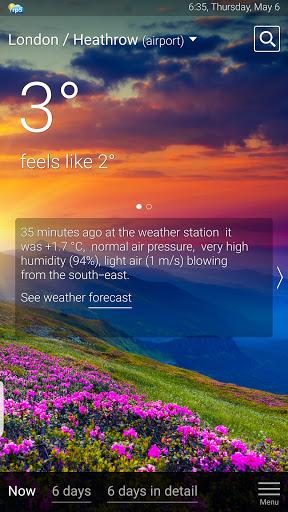 Weather rp5 2021 v20 screenshots 1