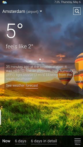 Weather rp5 2021 v20 screenshots 2