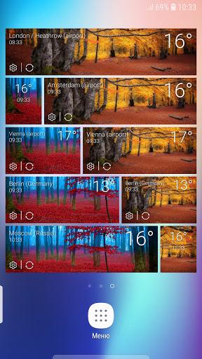 Weather rp5 2021 v20 screenshots 4