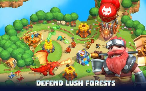 Wild Sky TD Tower Defense Kingdom Legends in 2021 v1.48.11 screenshots 17