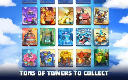 Wild Sky TD Tower Defense Kingdom Legends in 2021 v1.48.11 screenshots 4