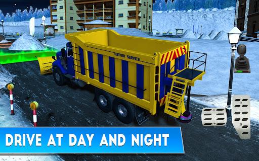Winter Ski Park Snow Driver v1.0.3 screenshots 11