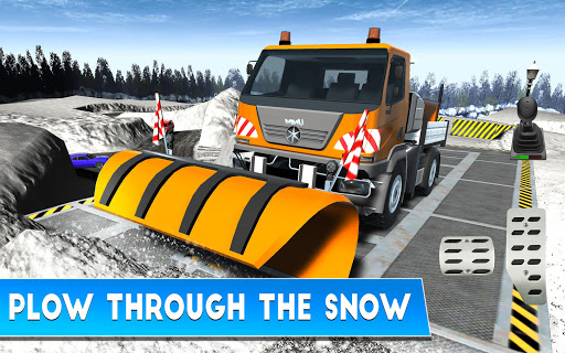 Winter Ski Park Snow Driver v1.0.3 screenshots 13
