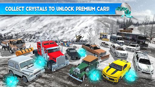 Winter Ski Park Snow Driver v1.0.3 screenshots 6